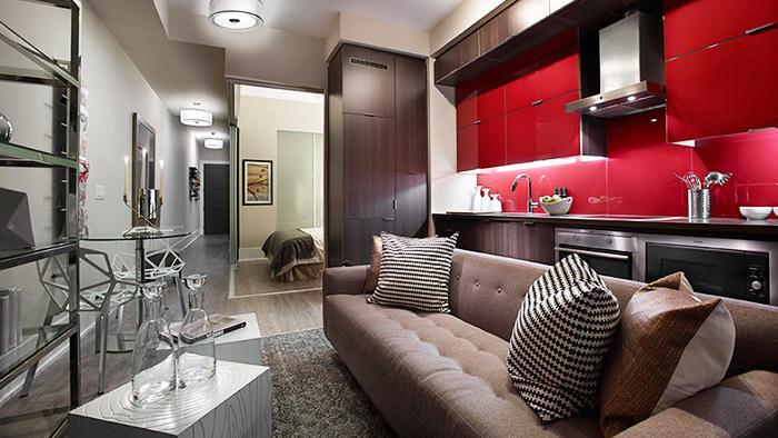 . Condo Sized Furniture Stores in Toronto   Del Condominium Rentals